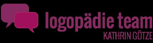 logopädie team Kathrin Götze Logo